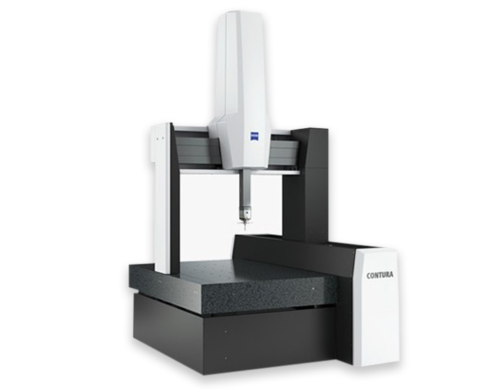 Zeiss: Contura - 3D CNC- Messmaschine